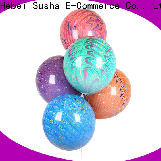 Susha High-quality jumbo latex balloons Suppliers for celebration activities