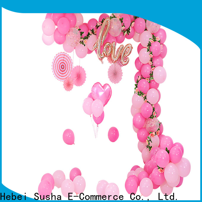 Susha Wholesale best clear balloon sticks with cup manufacturers for wedding
