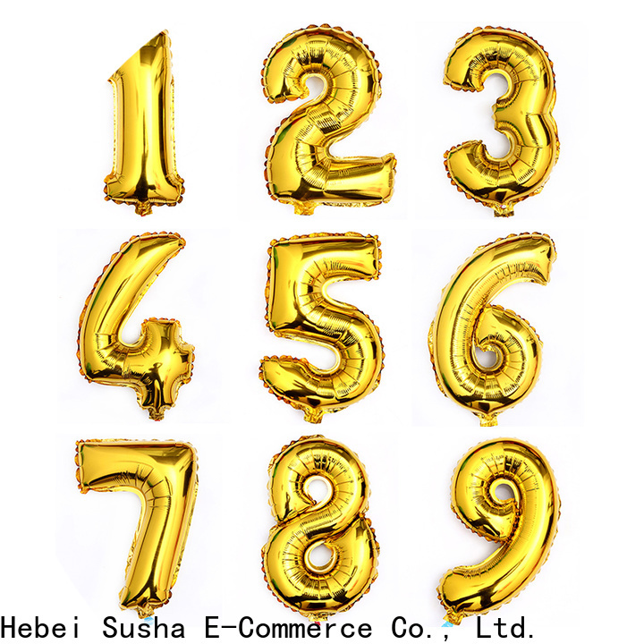 New baby foil balloon letters wholesale for anniversaries