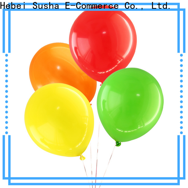 Susha alphabet balloons company for wedding