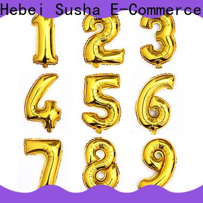 Susha Susha Balloon round metallic balloons Suppliers for engagement