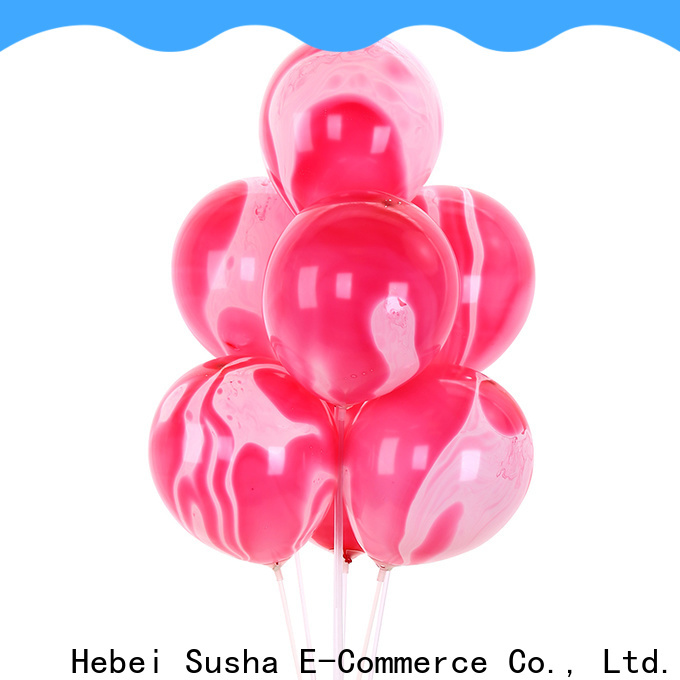 romantic round balloons factory for celebration activities