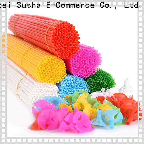 Susha pom pom balloon weights customization for celebration activities