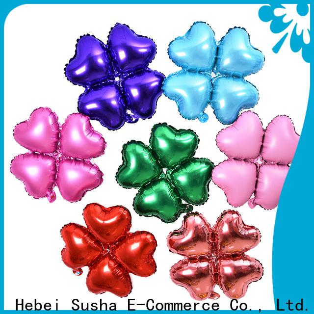 Susha Bulk purchase OEM 13 foil balloons manufacturer for engagement