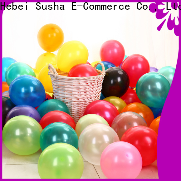 Custom sequin balloons manufacturers for celebration activities