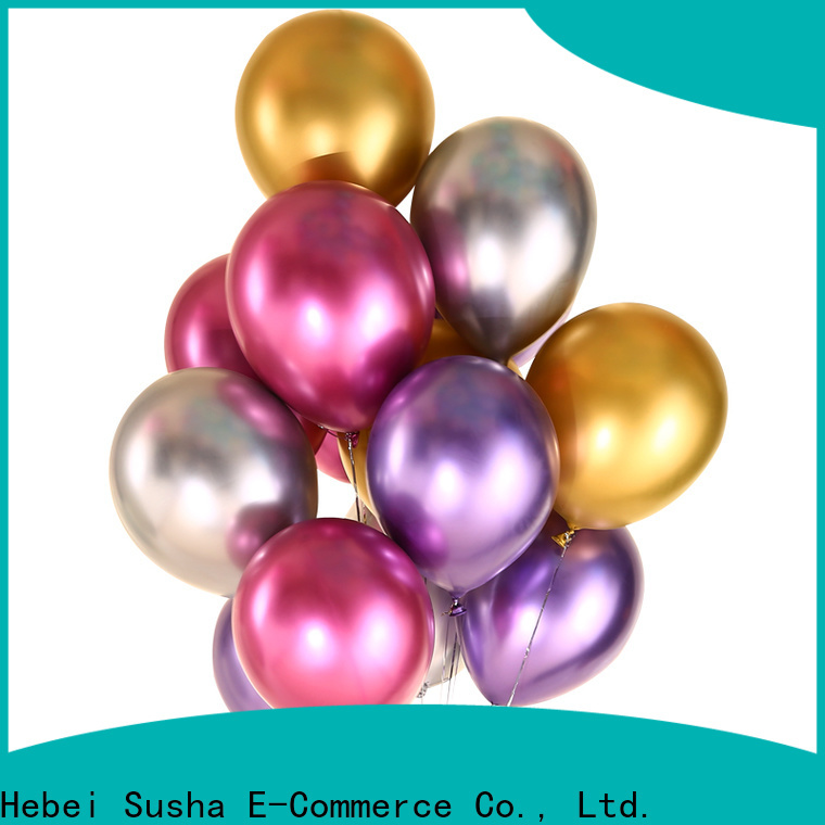 OEM latex shaped balloons for businessr for celebration activities