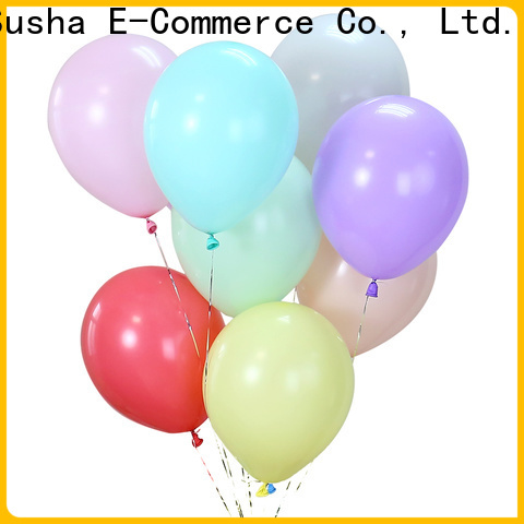 Susha Wholesale ODM nylon balloons Supply for wedding
