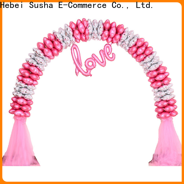 Wholesale high quality plastic balloon holder sticks factory for wedding
