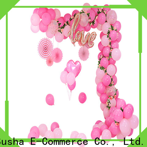 Susha balloon cup holder Supply for wedding
