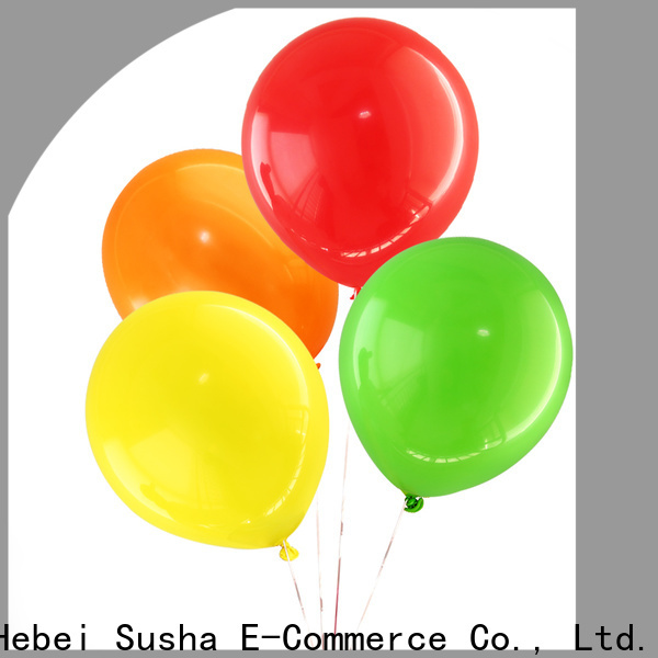 confetti personalized latex balloons factory for wedding