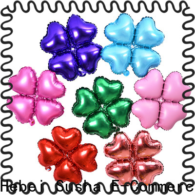 Susha aluminum happy birthday foil letters manufacturers for birthday