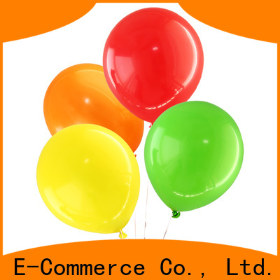 High-quality latex confetti balloons Supply for birthday parties
