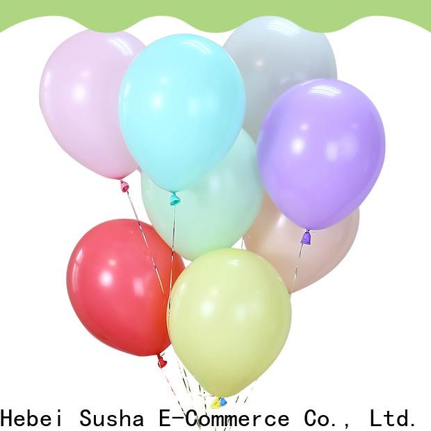 Susha alphabet balloons for businessr for celebration activities