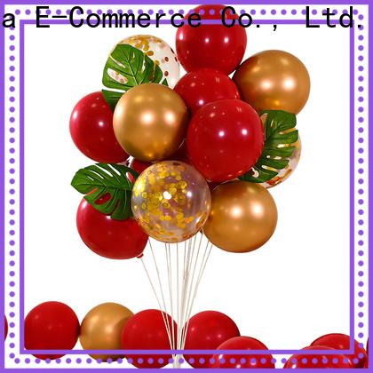 Susha nylon balloons factory for celebration activities