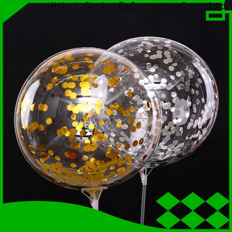 Bulk buy specialty balloons company for wedding