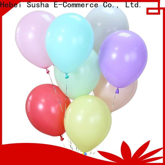 Susha Bulk buy best cream latex balloons manufacture for celebration activities