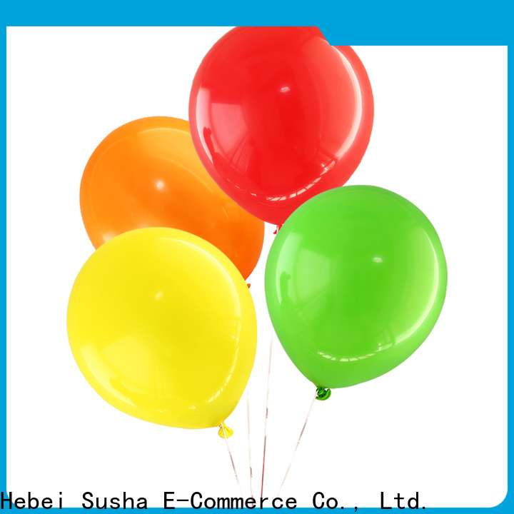 romantic latex helium balloons for businessr for wedding