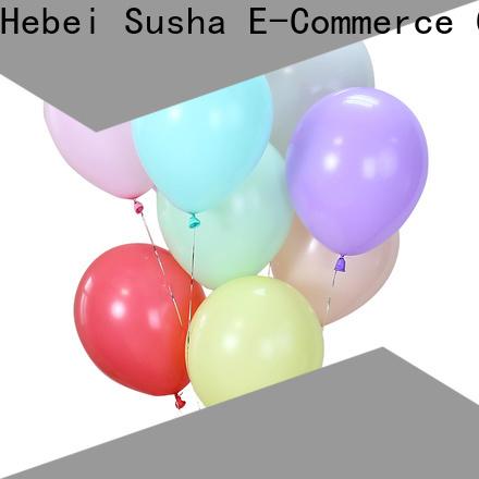 Susha Bulk purchase high quality peacock balloon China factory for wedding