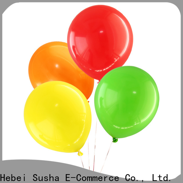Susha printed latex balloons Suppliers for birthday parties