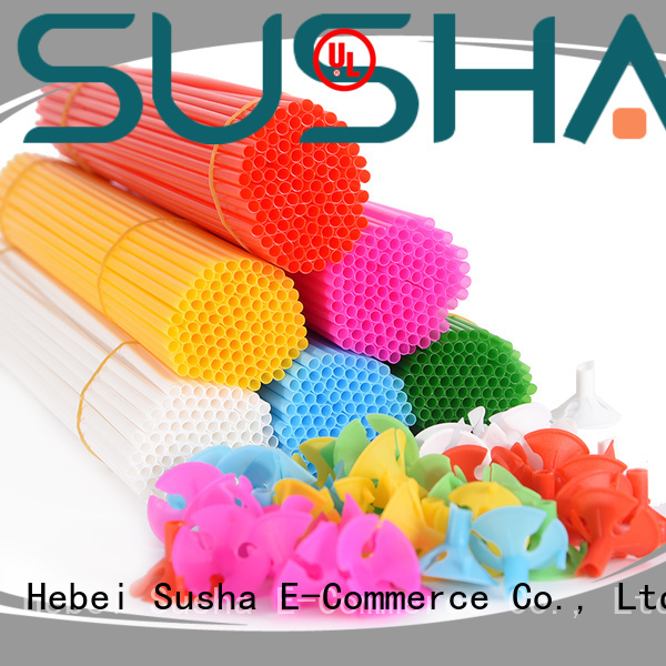 Susha electric balloon accessories factory price for wedding