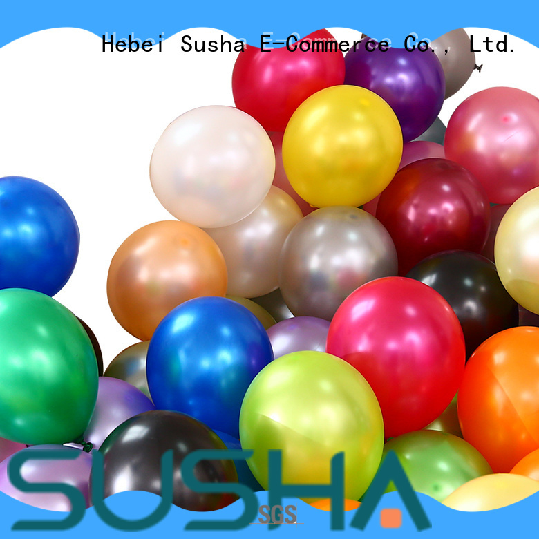 Susha peacock party balloons manufacturer for birthday parties