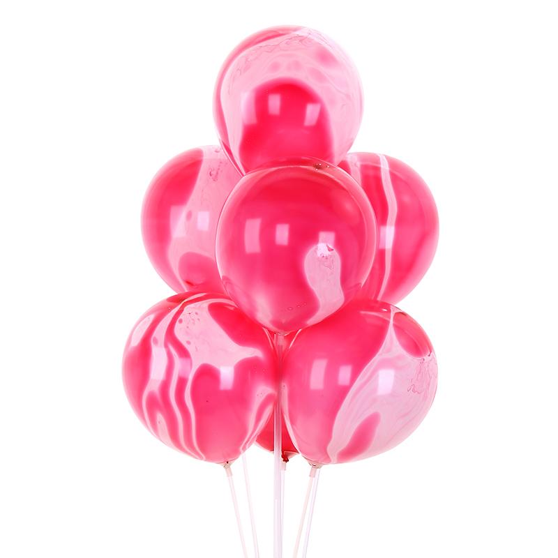 Birthday Party Balloon Layout Articles Creative Romantic Expressions Gift Rainbow Balloon Toy Balloon