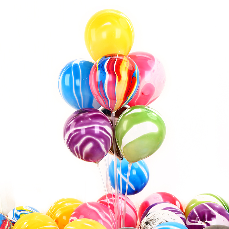 Susha Custom latex confetti balloons manufacture for celebration activities-2