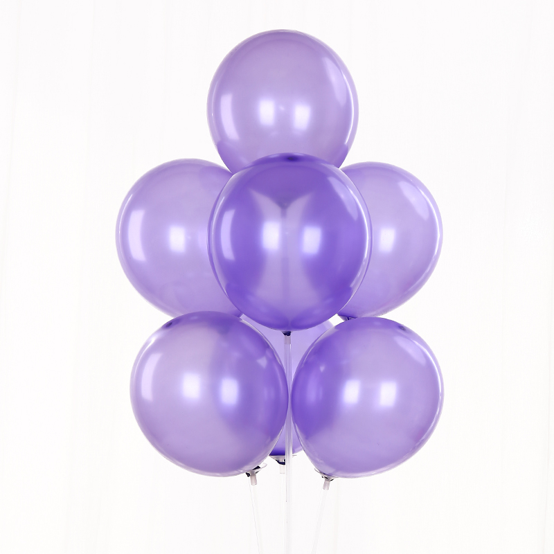 Susha peacock latex balloons China factory for birthday parties-2