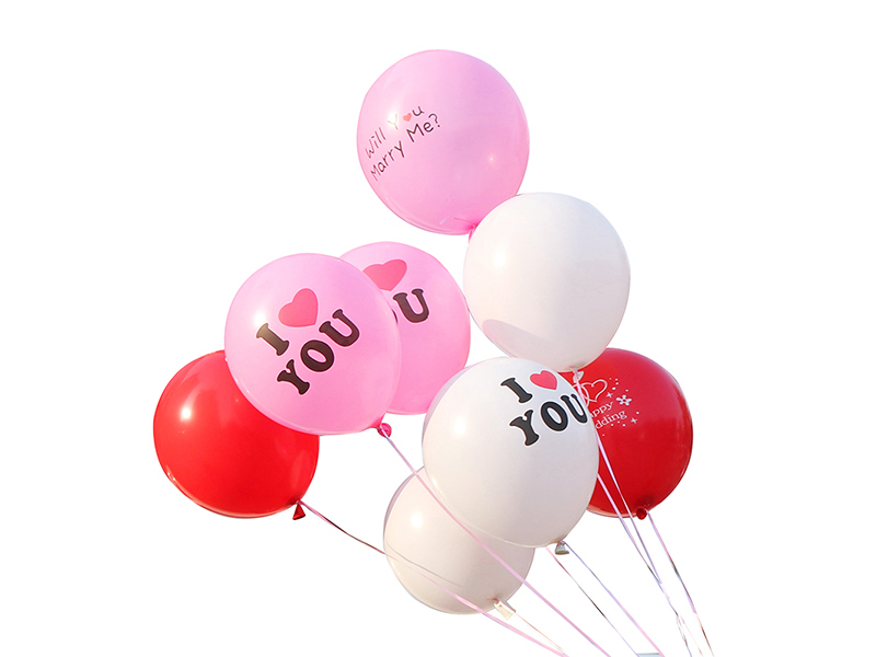 Propose the balloon