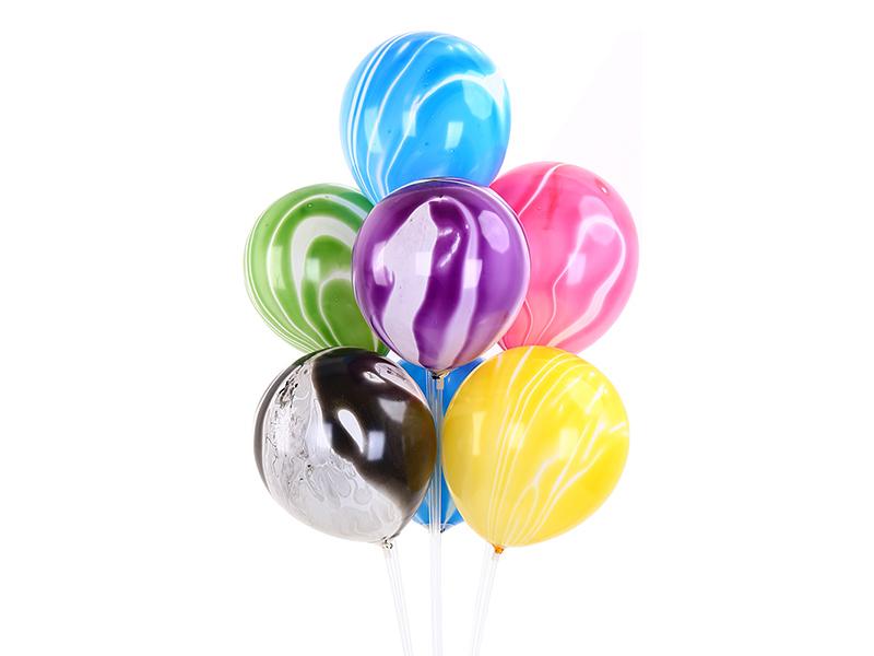 Agate balloon