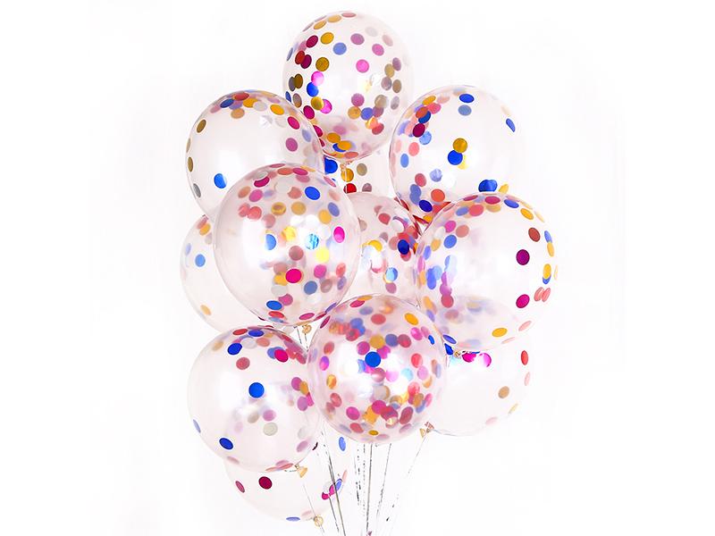 Sequins balloon