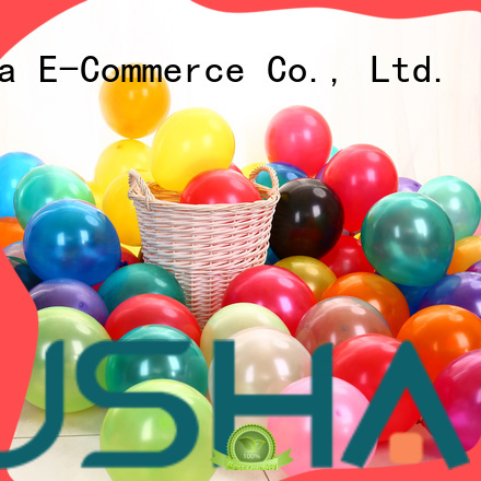Susha 18 inches party balloons China factory for wedding