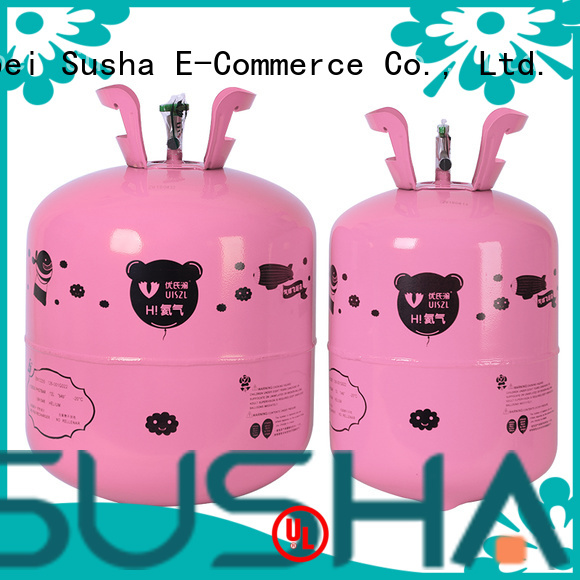 electric helium canister customization for wedding