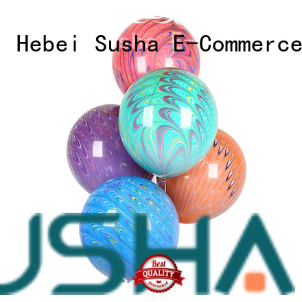 Susha confetti wedding balloons manufacturer for celebration activities
