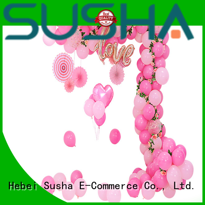 Susha hand push balloon accessories buy now for birthday