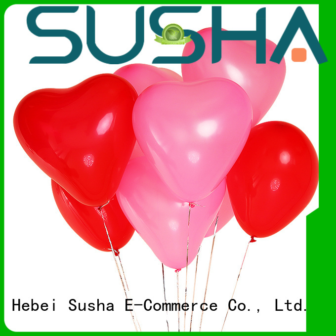 romantic wedding balloons China factory for birthday parties