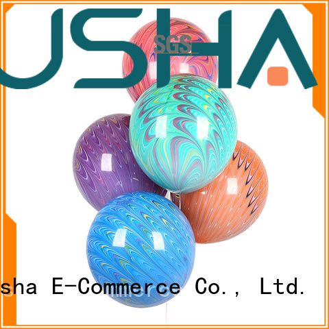 Susha party balloons China factory for wedding