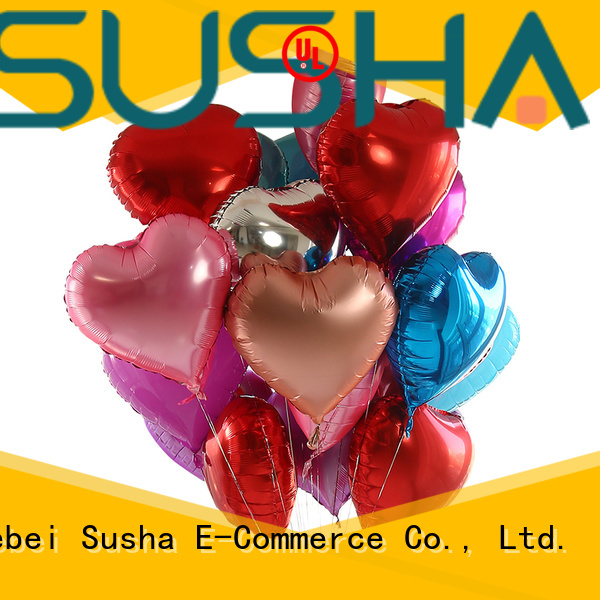 Susha aluminum foil number balloons buy now for birthday