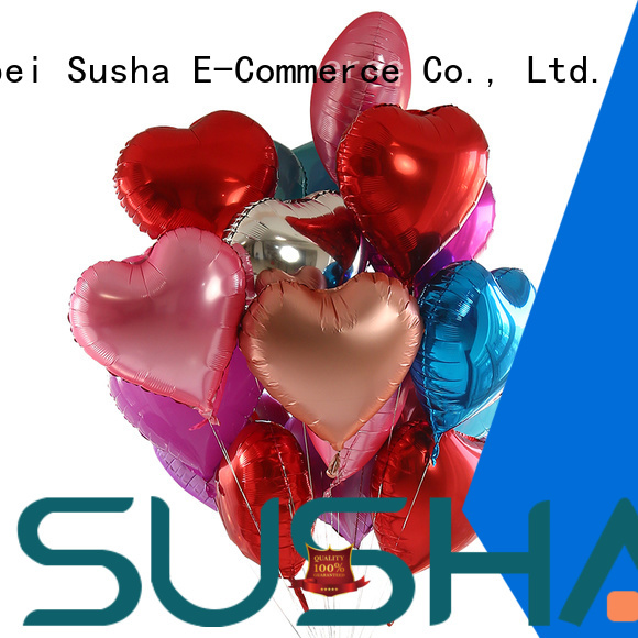 Susha foil number balloons online for proposal