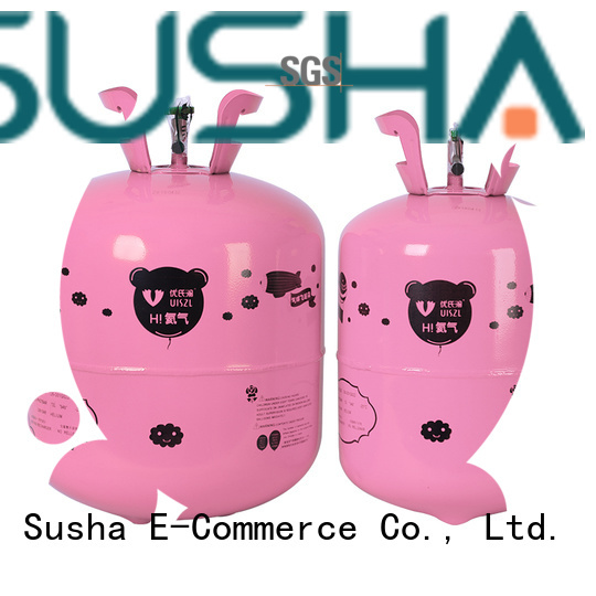 Susha electric balloon pump customization for birthday