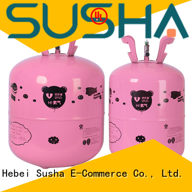 Susha electric balloon accessories factory price for celebration activities