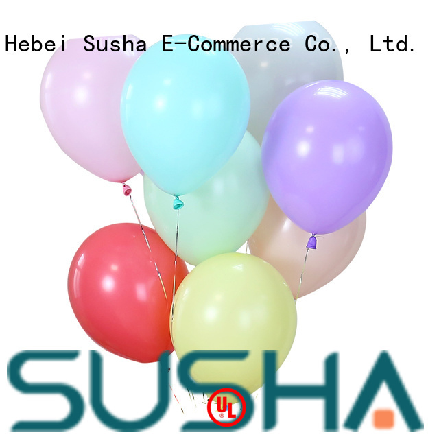Susha wedding balloons manufacturer for wedding