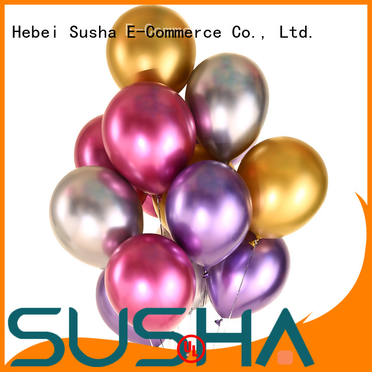 romantic party balloons manufacturer for celebration activities