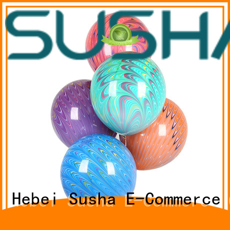 Susha 18 inches latex balloons for celebration activities