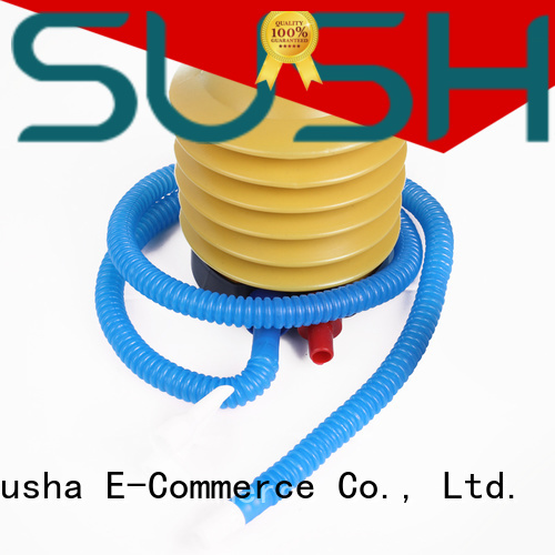Susha hand push balloon accessories factory price for wedding