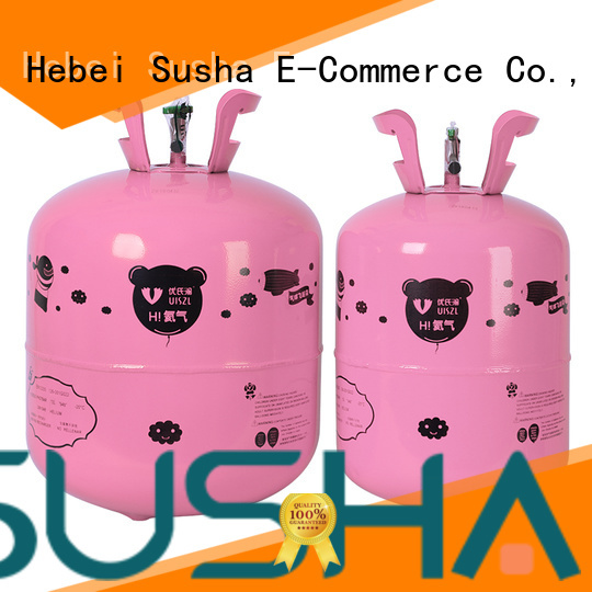 Susha helium canister buy now for birthday