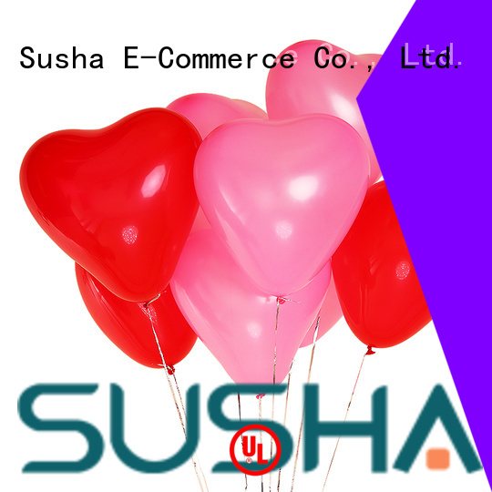 Susha 18 inches latex balloons manufacturer for wedding