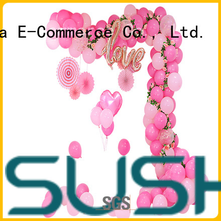 Susha electric electric balloon pump factory price for celebration activities