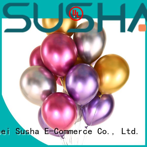 rainbow latex balloons for birthday parties Susha