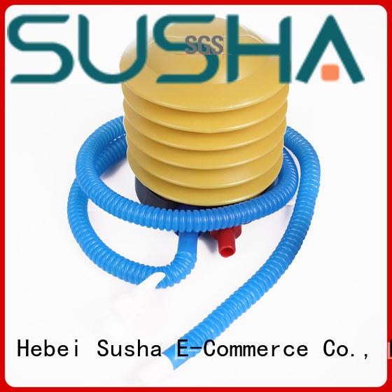 Susha wedding decoration electric balloon pump customization for birthday